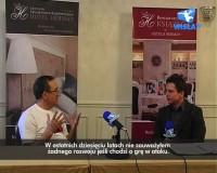 Interview with Lino Červar