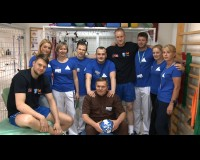 Handball and heath - rehabilitation closer