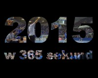 Year 2015 in 365 seconds