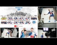 Kulisy sesji zdjęciowej 2018
