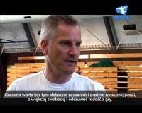 Rozmowa z Larsem Waltherem przed finałami play-off